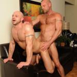 Bareback That Hole Chad Brock and Ben Statham big uncut cock 13 150x150 Bareback Fucking A Hot Hairy Uncut Bottom