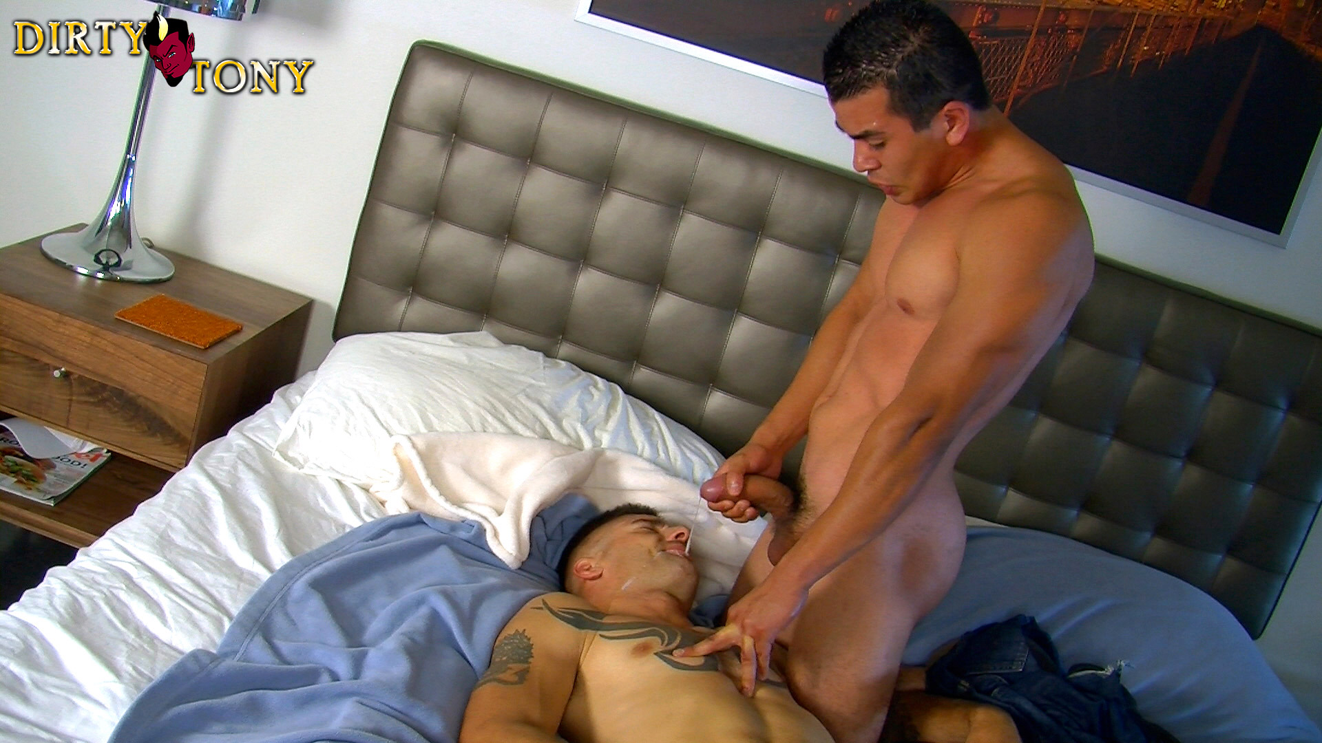 Dirty-Tony-FRANCISCO-FUCKS-JOE-RIVERS-thick-cock-13 Massive Amateur Uncut Latino Cock Fucks A Hot White Bottom