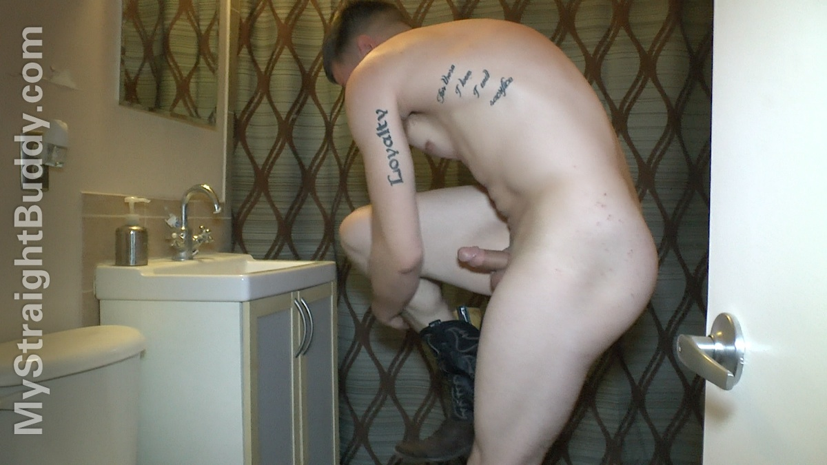 MyStraightBuddy-Marcus-Marine-Jerk-Off-Fleshlight-14 Straight Redneck Marine From Kentucky Jerks His Cock In Front of His Buddy