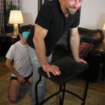 New-York-Straight-Men-Derick-hairy-muscle-rimmed-01-150x150 NYC Straight Construction Worker Gets His Ass Rimmed And Cock Sucked