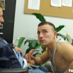 Parole-Him-Rafeal-Mendoza-bareback-force-fucking-14-150x150 Parole Officer Intimidates and Barebacks a Young Latino Parolee