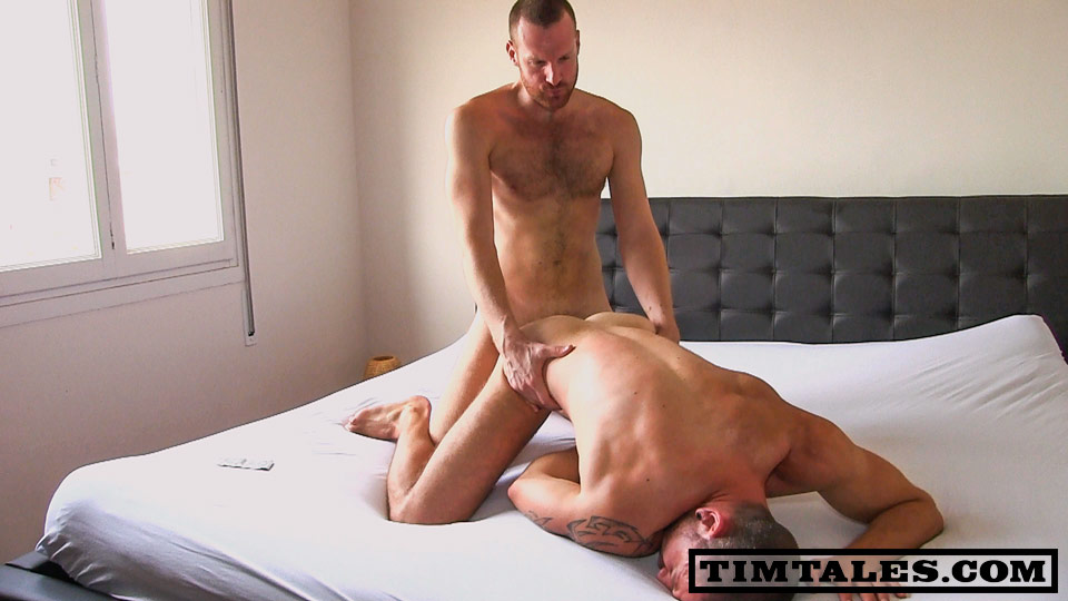 TimTales Tim and Ian Huge Uncut Cock Gay Fucking 03 Tim Fucks an Amateur Hungarian Hunk Crazy With His Massive Uncut Cock