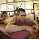 New York Straight Men Aaron Straight Guy Gets Massage Rimming Blowjob by a gay guy 07 150x150 Straight Amateur New Yorker Gets A Massage, Rim Job and Blow Job