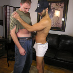New York Straight Men Ryder Straight Middle Eastern Gets His Cock Sucked Hairy Muscle Cock 02 150x150 Hairy Straight Middle Eastern Guy Gets A Blowjob From A Gay Guy