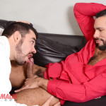 AlphaMales Dolan Wolf and Tiko Foot Massage Latino Big Uncut Cock Fucking Amateur Gay Porn 02 150x150 Hairy Muscle Guys Foot Massage Leads To Huge Uncut Cock Fucking
