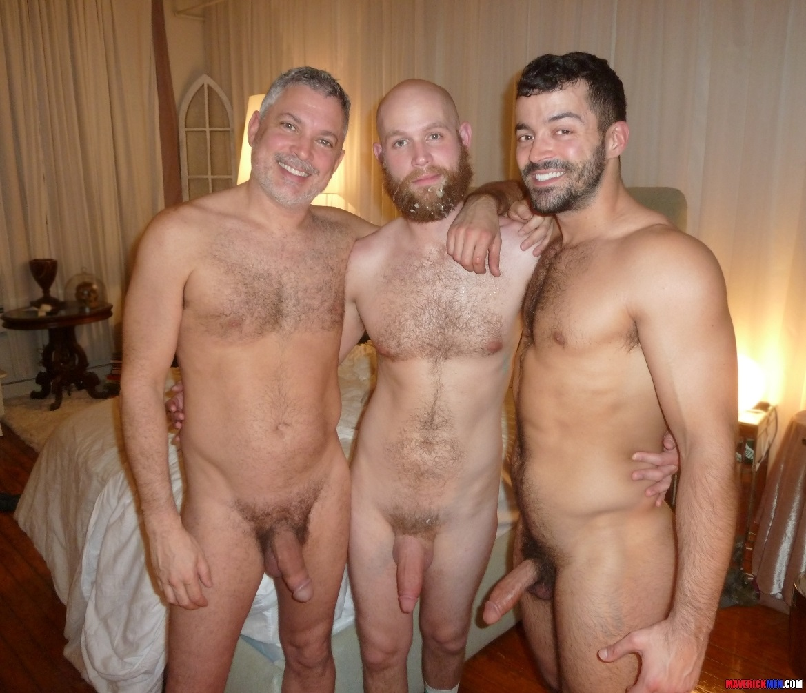 Maverick Men Jed Hairy Bareback Cum Facial Amateur Gay Porn 32 TimTales: Tim and Amateur Jake Deckard Hairy Studs Fucking