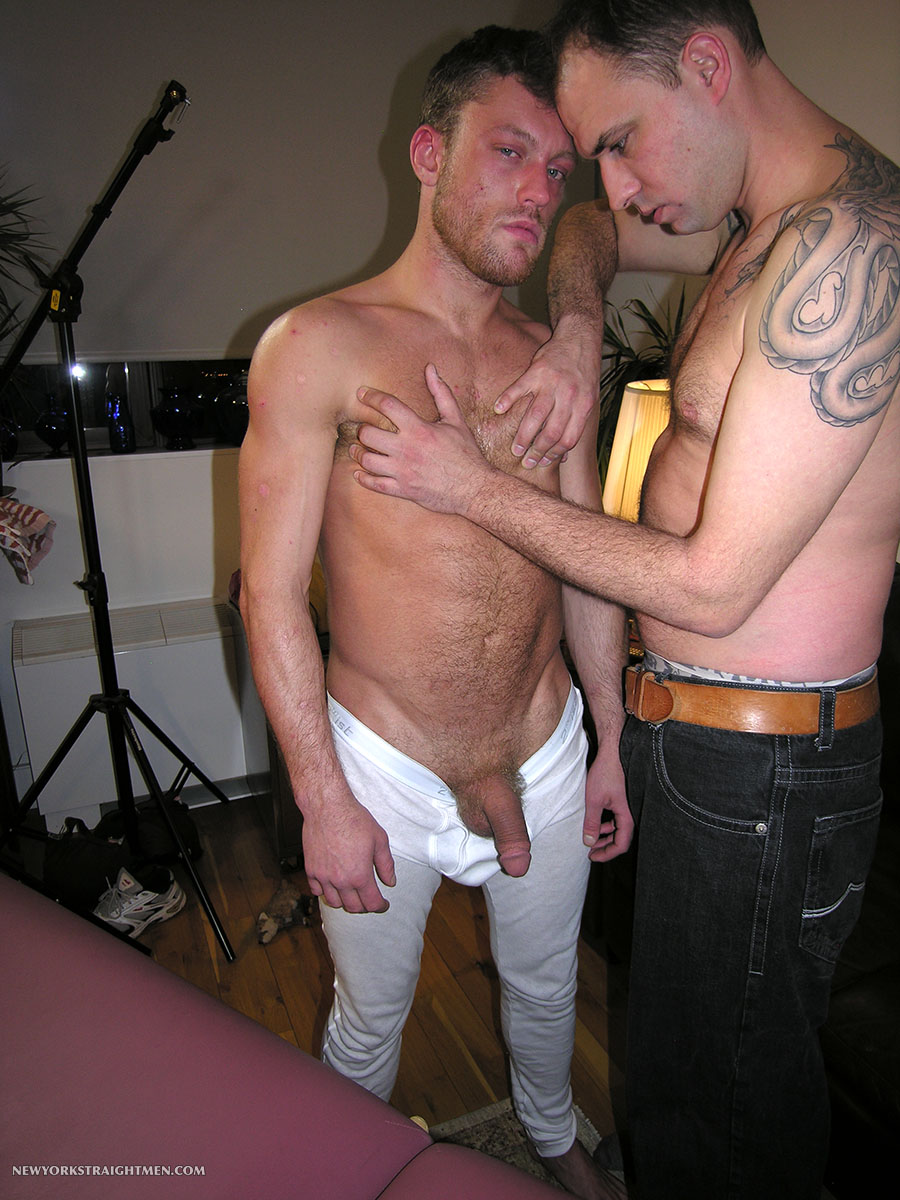 Gay Underwear Blowjob