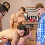 Fraternity X Straight Frat Boys Barebacking Amateur Gay Porn 07 150x150 Muscle Hairy Daddy Fucks a Hot Young Twink