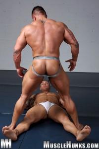 Gay Hunk Jock