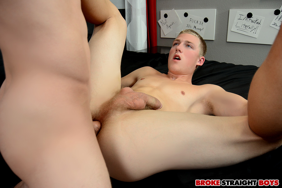 Broke Straight Boys JOHNNY FORZA and ADAM BAER bareback bbbh torrent Amateur Gay Porn 29 Adam Baer & Johnny Forza Broke Straight Boys Barebacking For Cash
