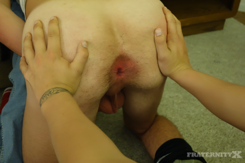 FraternityX Drunk Frat Orgy Barebacking Pledges Amateur Gay Porn 05 Fraternity Pledge Gets Drunk and Barebacked By His Frat Brothers