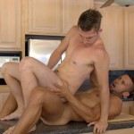 Peter Fever Dayton OConnor and Diego Vena Amatuer Muscle Guys Fucking Amateur Gay Porn 24 150x150 Two Horny Amateur Muscle Buddies Fucking In The Kitchen