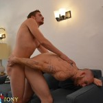 Dirty Tony Paul Stack and Dayton Oconnor Bareback Straight Guy Amateur Gay Porn 11 150x150 Straight Redheaded Vegas Bouncer Gets A Cock Up His Ass