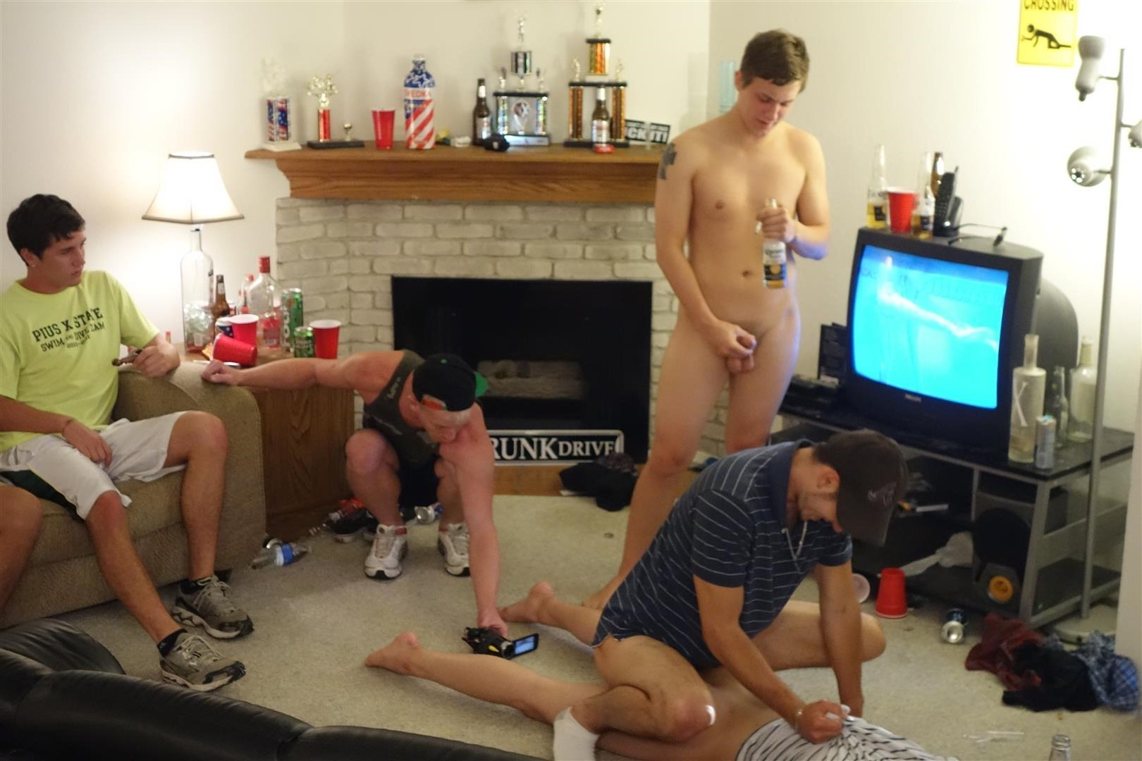 Fraternity-X-Drunk-Frat-Pledge-Gets-Barebacked-While-Passed-Out-Amateur-Gay-Porn-41 Drunk And Passed Out Frat Pledge Gets Fucked Bareback