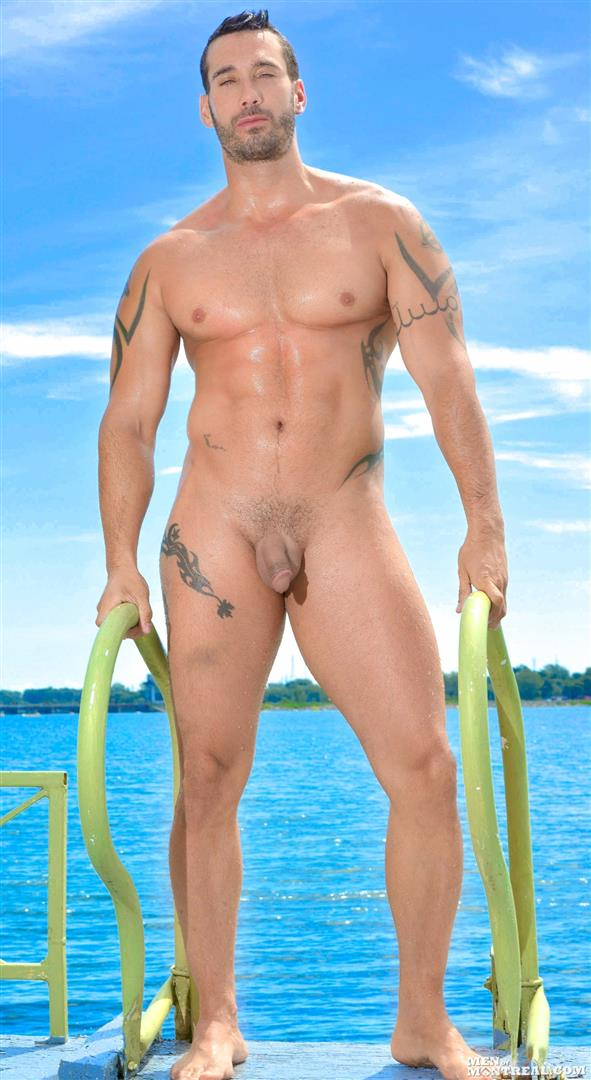 Men of Montreal Gabriel Clark and Alexy Tyler Muscle Studs Fucking Amateur Gay Porn 04 Big Cock Amateur Muscle Studs Fucking Along The River Banks