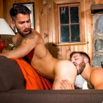 Raging Stallion Tommy Defendi and Adam Ramzi Hairy Fit Guys With Huge Cocks Fucking and Rimming Amateur Gay Porn 15 150x150 Tommy Defendis Thick Cock Fucking A Hot Hairy Bubble Butt