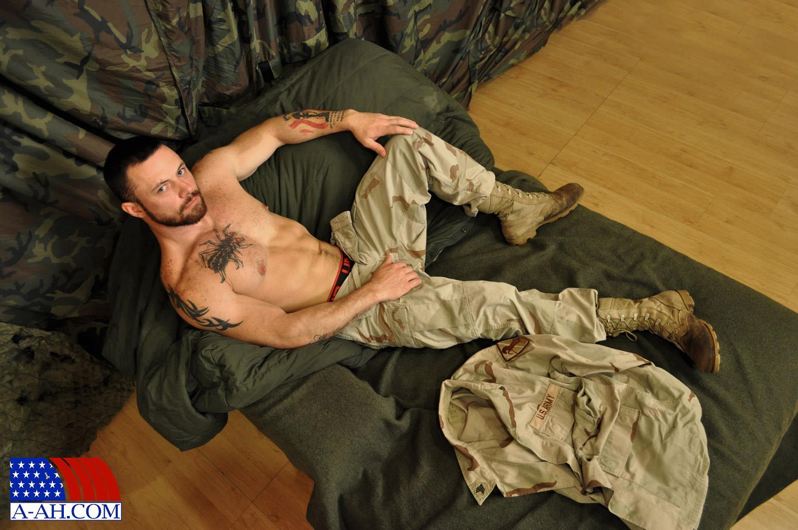 american army gay porn