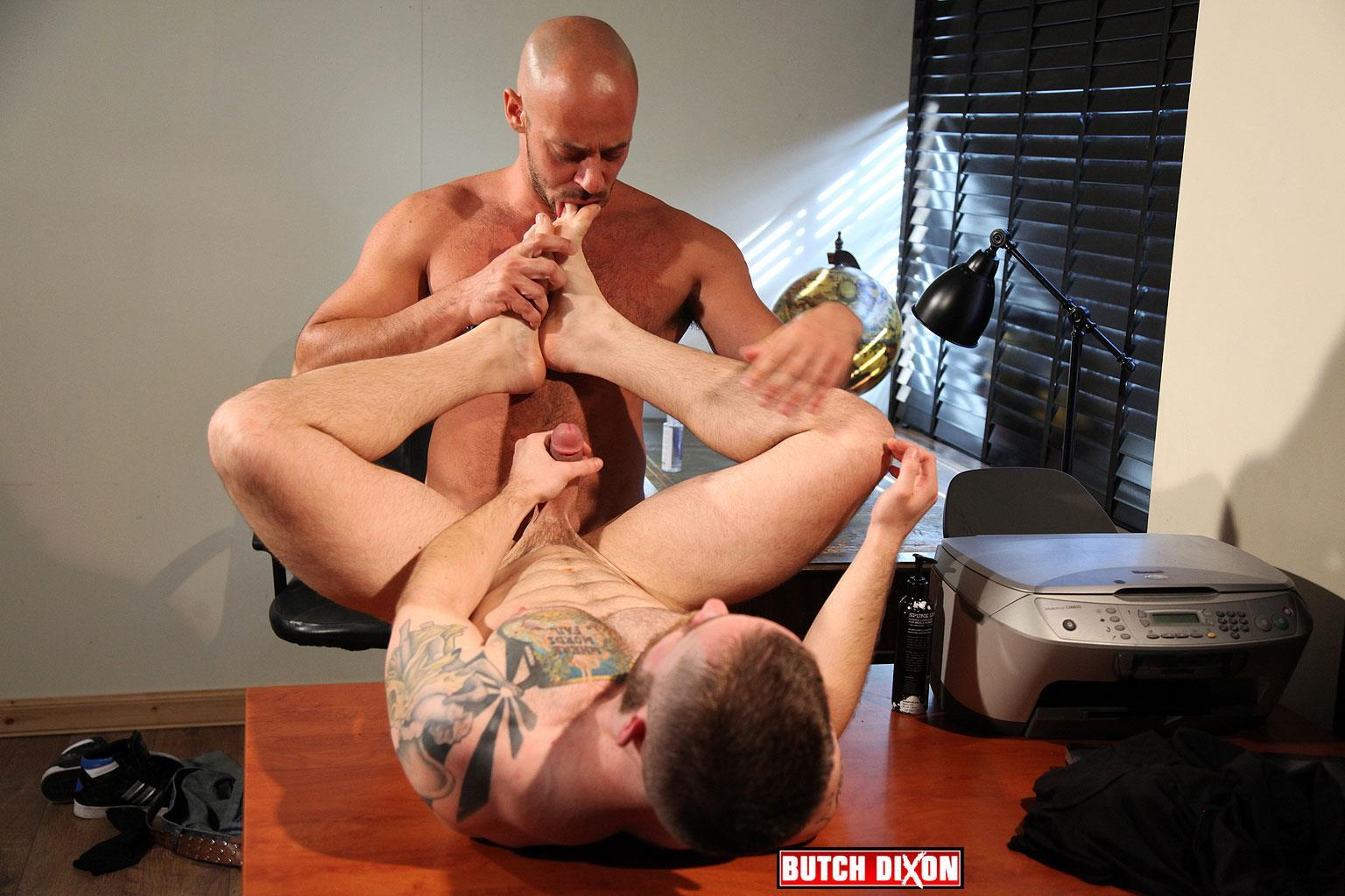 Butch Dixon Alfie Stone and Bruno Fox Big Cock Masculine Gays Fucking Amateur Gay Porn 08 Freaky Amateur Hairy Masculine Men Fucking With Thick Cocks