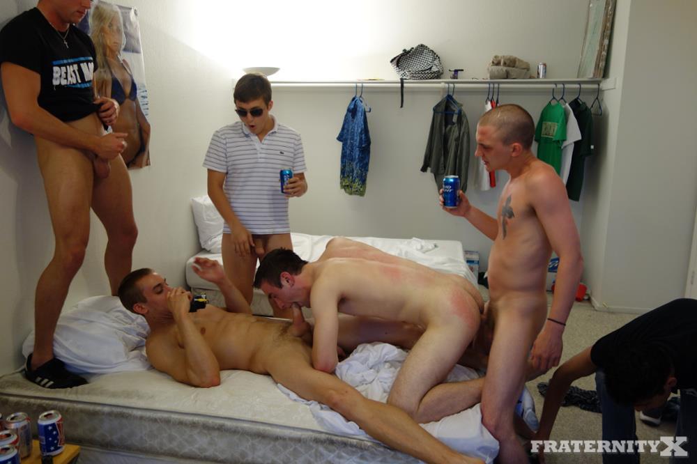 real homemade gay bareback creampie porn