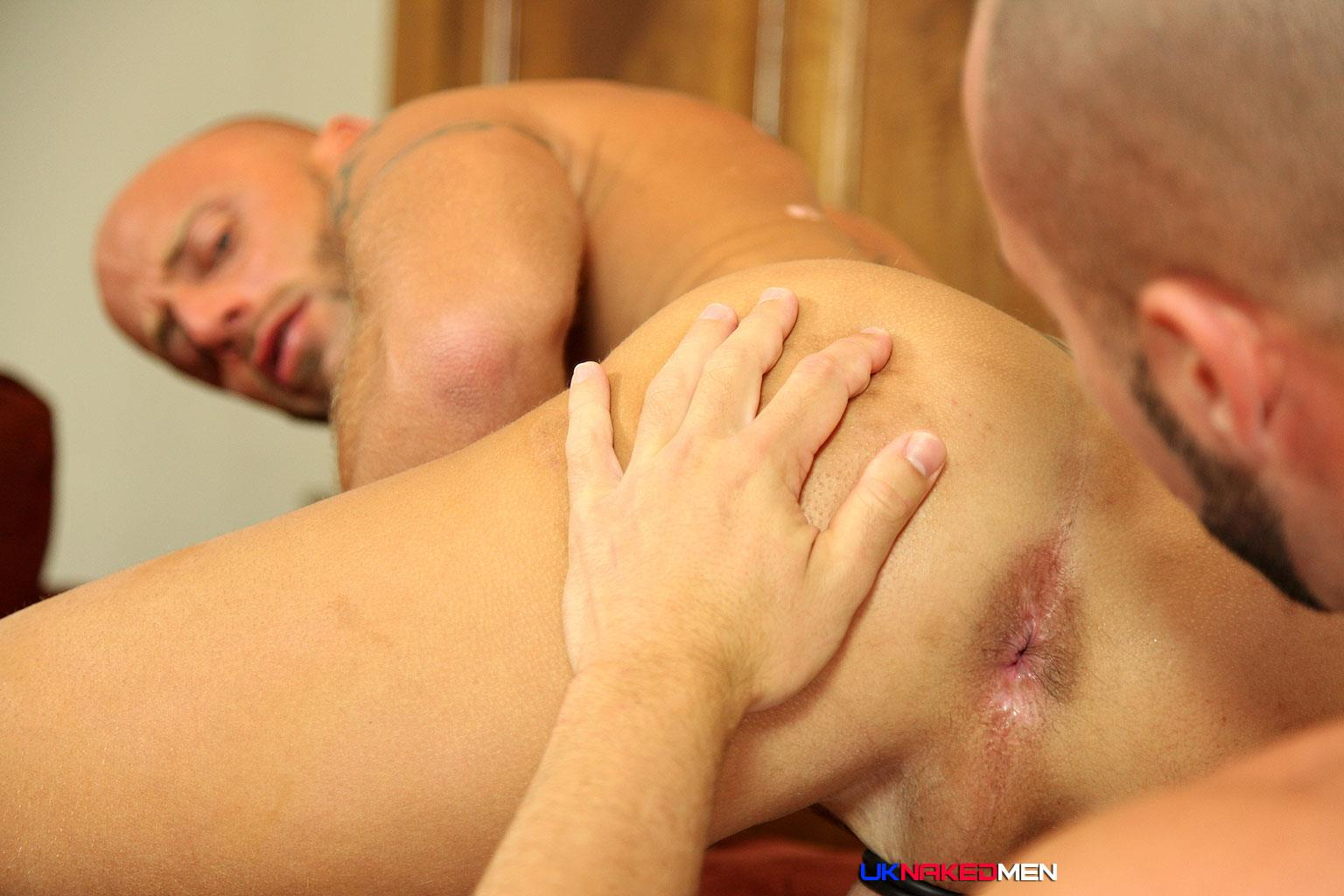 UK-Naked-Men-Aymeric-Deville-and-Craig-Farrel-Big-Thick-Uncut-Cocks-Fucking-Amateur-Gay-Porn-14 Aymeric Deville And His Thick Uncut Cock Getting Fucked By A Stranger