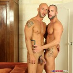 UK-Naked-Men-Aymeric-Deville-and-Craig-Farrel-Big-Thick-Uncut-Cocks-Fucking-Amateur-Gay-Porn-15-150x150 Aymeric Deville And His Thick Uncut Cock Getting Fucked By A Stranger