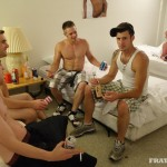 Fraternity X Naked Frat Guys Barebacking A Pledge With A Wig Amateur Gay Porn 25 150x150 Real Drunk Frat Guys Throw A Blonde Wig On A Pledge And Bareback His Ass