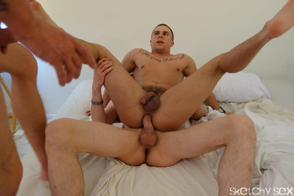 Hot blonde fucks giant cocks