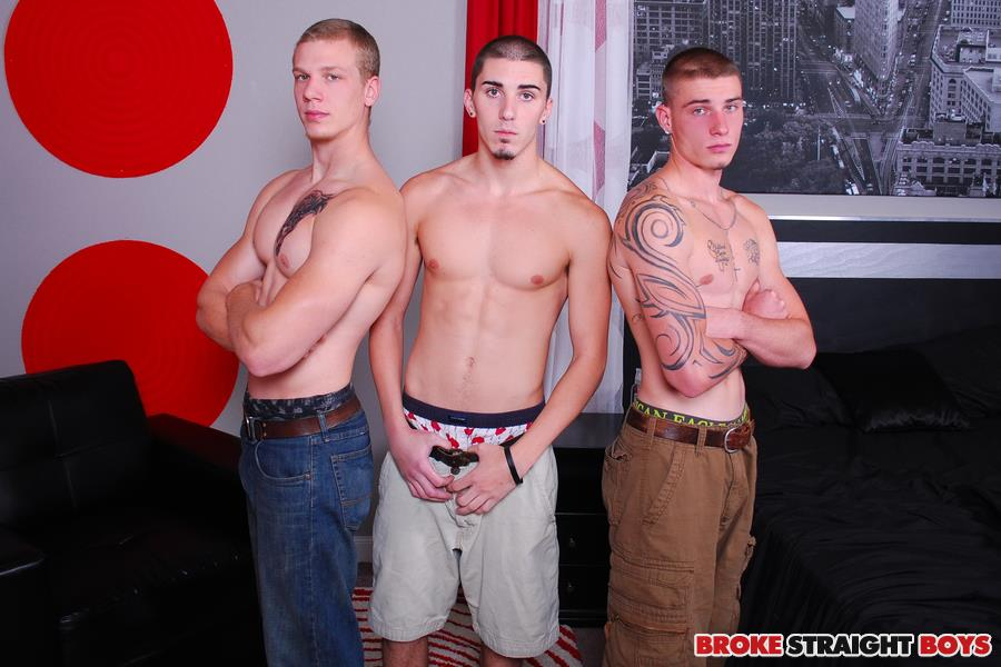 Broke Straight Boys Johnny Forza and Damien Kyle and Cage Kafig Straight Guys Barebacking Amateur Gay Porn 03 Straight Boys Johnny Forza and Cage Kafig Barebacking Damien Kyle