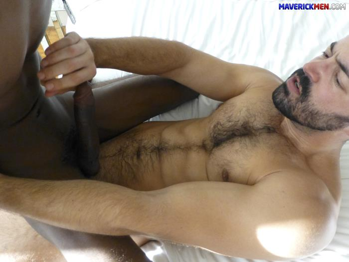 Maverick Men Black Boy Chris Ryder Gets Barebacked By Hairy Muscle Daddies Amateur Gay Porn 2 Maverick Men Bareback Tag Team & Double Penetrate A Black Twinks Ass