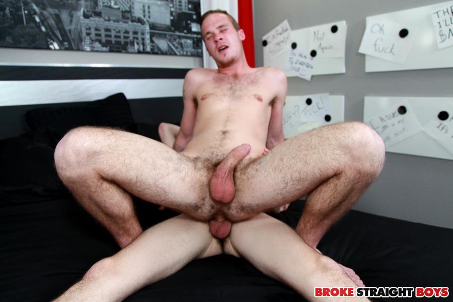 Bareback straight gay porn