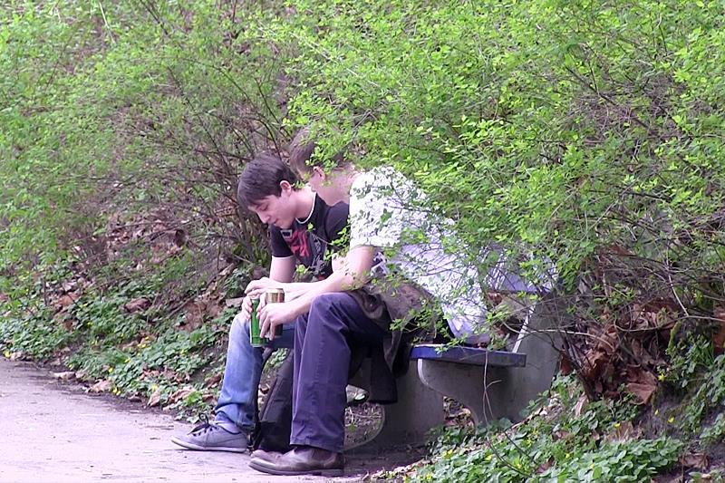 amateur gays outdoor cock suck