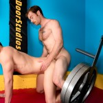Next Door World James Jamesson and Lance Alexander muscle hunk gets fucked at the gym Amateur Gay Porn 13 150x150 Redhead James Jamesson Fucking Muscle Hunk Lance Alexander