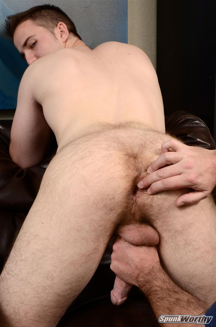 Ass guy hairy hole straight
