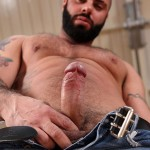 Butch Dixon Alex Marte and Antonio Garcia Beefy Hunks With Big Uncut Cocks Fucking Amateur Gay Porn 08 150x150 Beefy Burly Muscle Guys With Thick Uncut Cocks Fucking Hard