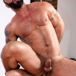 Butch Dixon Alex Marte and Antonio Garcia Beefy Hunks With Big Uncut Cocks Fucking Amateur Gay Porn 21 150x150 Beefy Burly Muscle Guys With Thick Uncut Cocks Fucking Hard