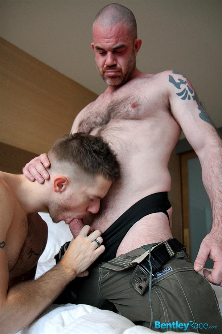 Bentley Race Alex McEwan and Skippy Baxter Hairy Muscle Daddy Fucking A Twink Amateur Gay Porn 05 Young Smooth Guy Getting Fucked By A Hairy Muscle Daddy