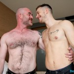 Bentley Race Alex McEwan and Skippy Baxter Hairy Muscle Daddy Fucking A Twink Amateur Gay Porn 15 150x150 Young Smooth Guy Getting Fucked By A Hairy Muscle Daddy