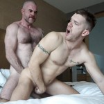 Bentley Race Alex McEwan and Skippy Baxter Hairy Muscle Daddy Fucking A Twink Amateur Gay Porn 29 150x150 Young Smooth Guy Getting Fucked By A Hairy Muscle Daddy