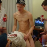 FraternityX Josh Frat Pledge Taking Huge Cocks Bareback Up The Ass Amateur Gay Porn 8 150x150 Fraternity Pledge Forced To Take Multiple Big Cocks Bareback