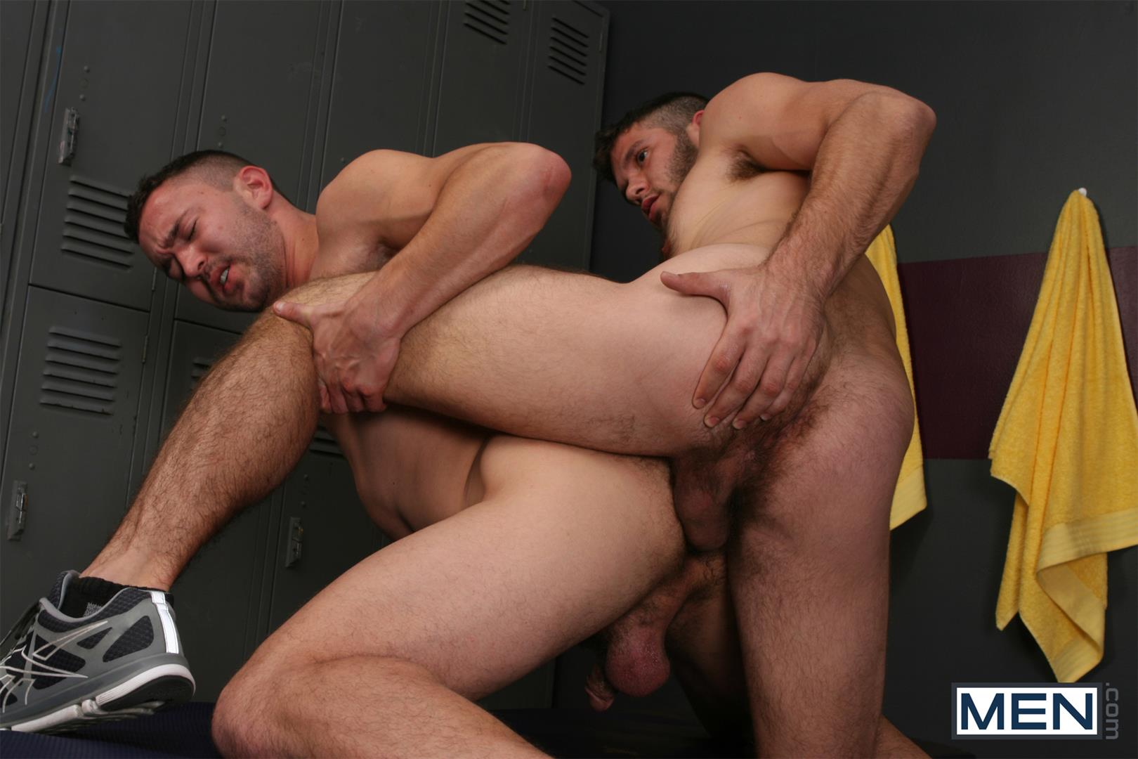 Jock Drilling A Sweet Asshole