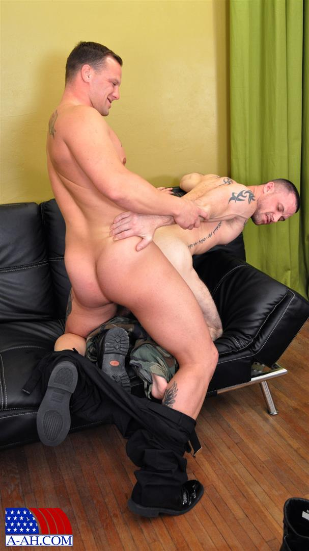 All American Heroes NAVY CORPSMAN LOGAN FUCKS SERGEANT MILES Military Guys Fucking Bareback Amateur Gay Porn 07 Real US Navy Corpsman Barebacking A US Army Sergeant