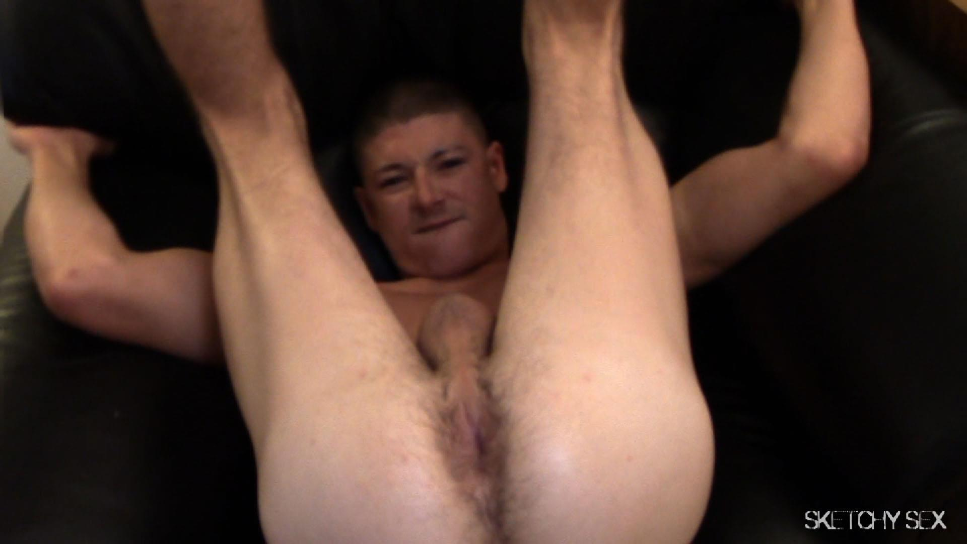 "Sketchy Sex Nate Getting Fucked Bareback By A 10 Inch Craigslist Cock Amateur Gay Porn 03 Taking A 10"" Craigslist Cock Bareback While The Roommate Watches"