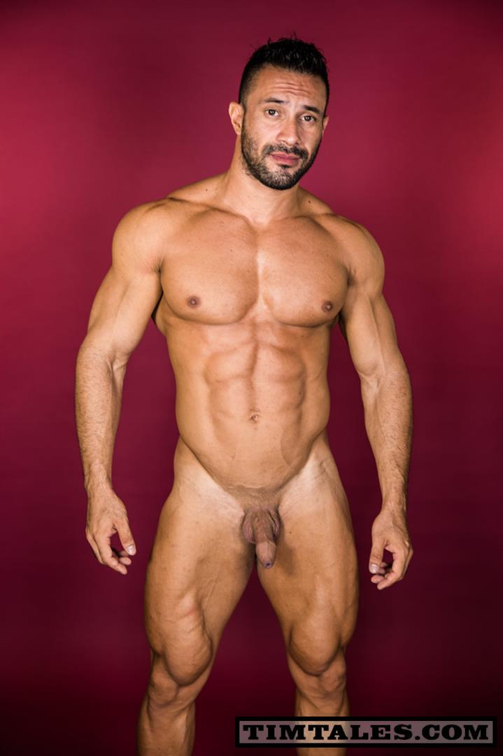 big dicked muscular tattoo hunk