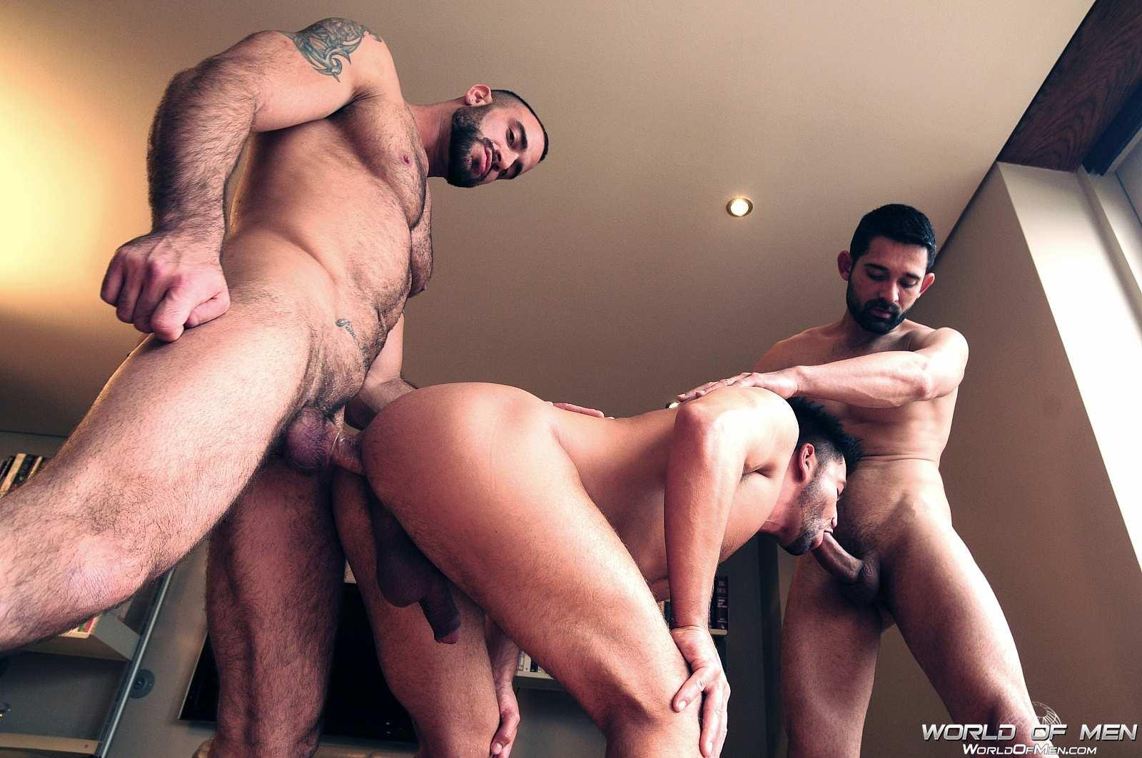 dominic pacifico getting tag teamedtwo huge cocks – nuttybutt