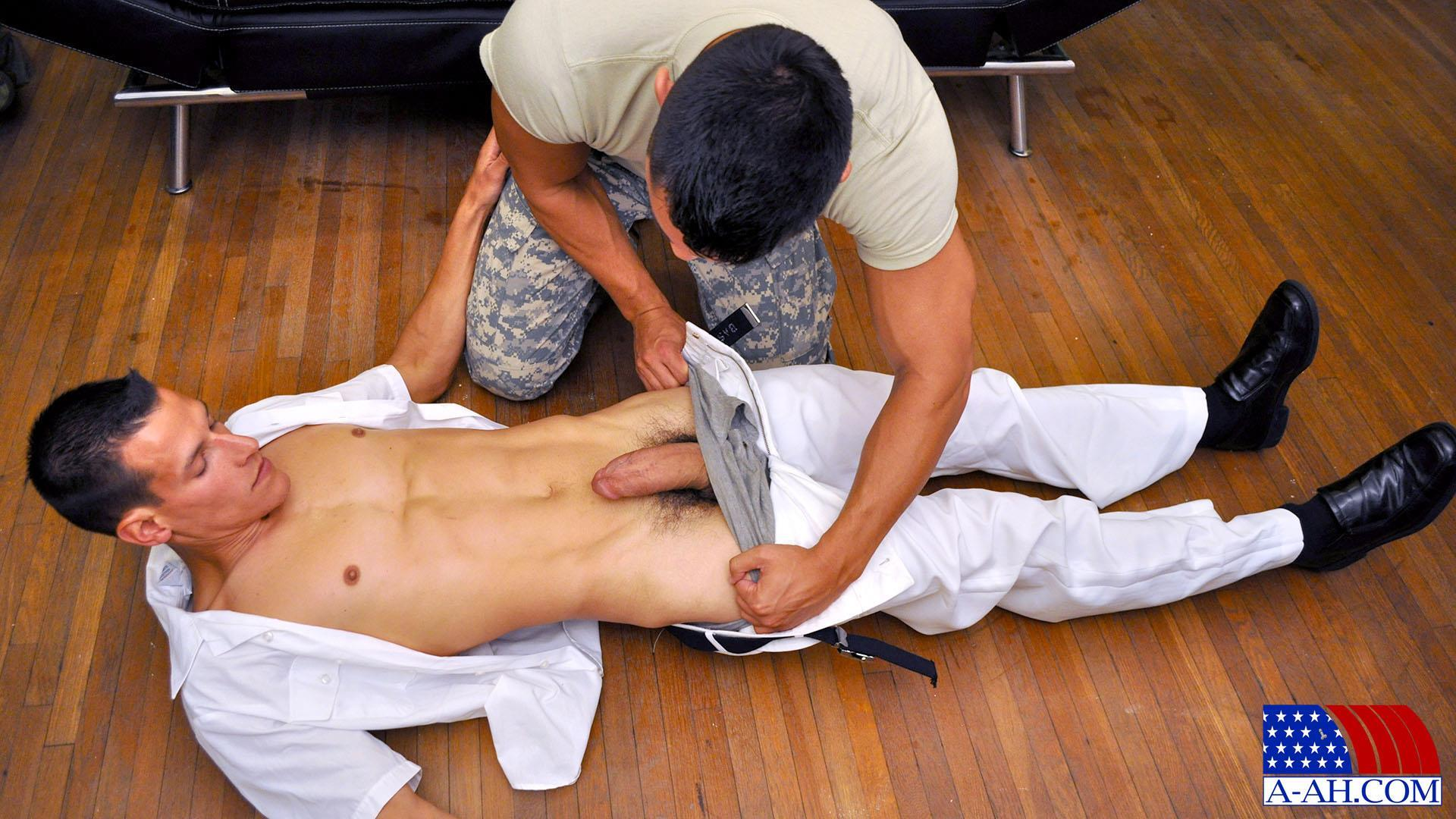 All American Heroes Navy Petty Officer Eddy Fucking Army Private Seth Big Cock Amateur Gay Porn 02 Navy Petty Officer Fucking An Army Private With His Big Cock