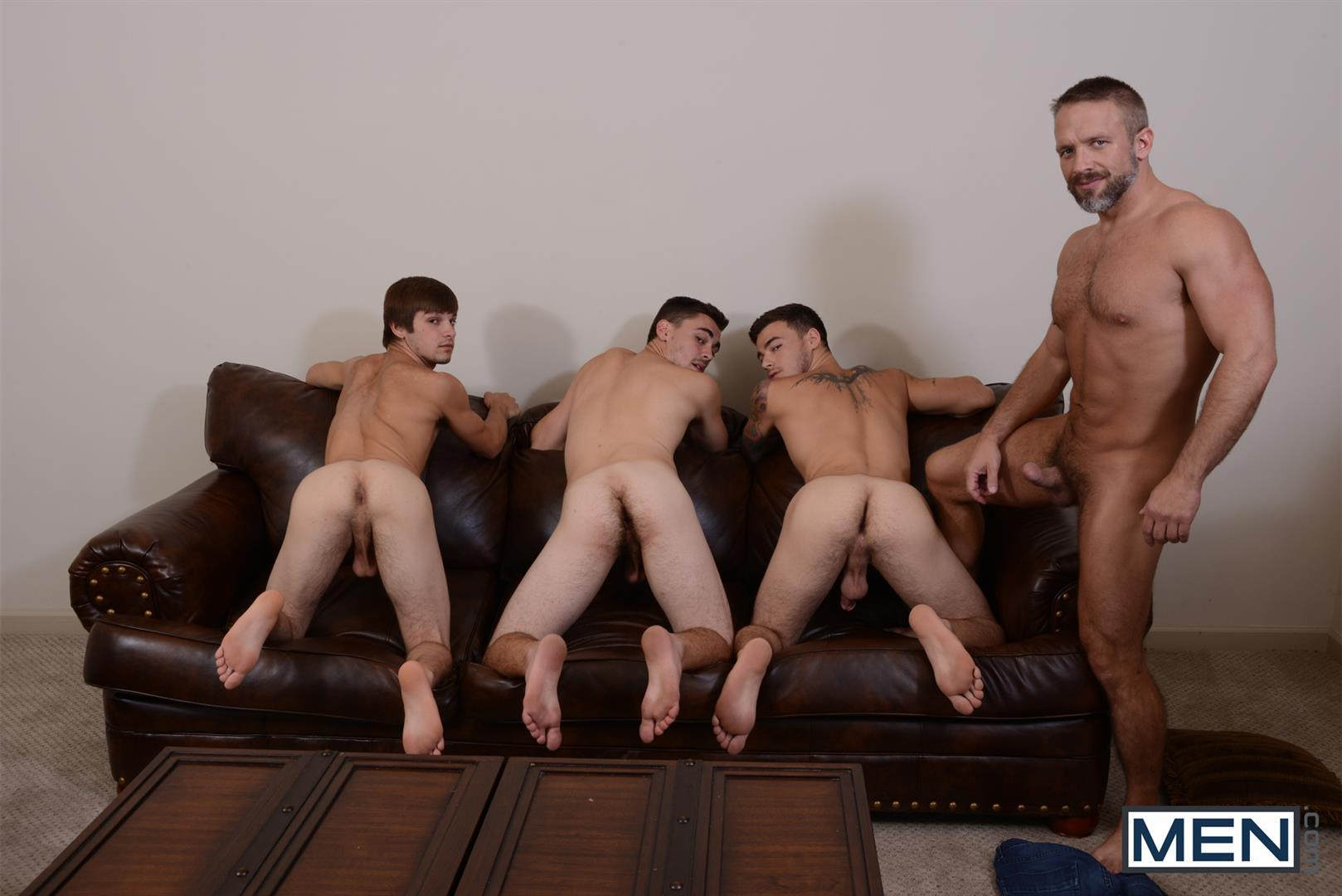orgy amateur gay bedroom