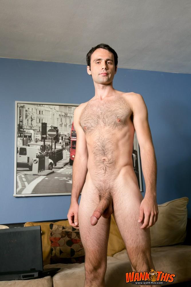 Wank This Andrew Doncaster and Derek Nocturne Huge Cock Sucking Roommates Amateur Gay Porn 02 Two Roommates With Huge Cocks  Sucking And Eating Cum