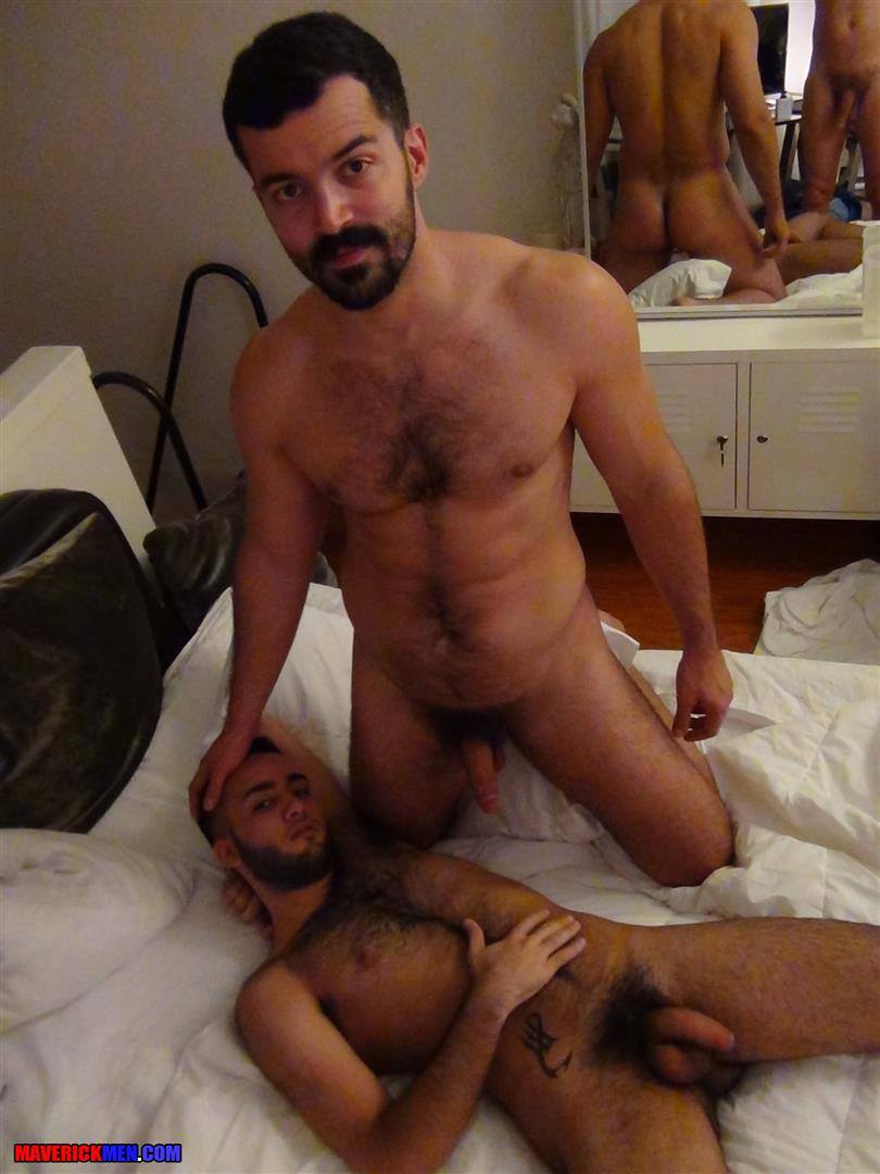 Fucking ass pounding bareback sex hairy gay