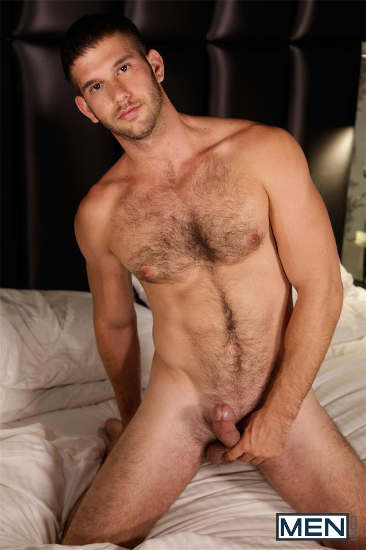 Porno handsome hairy with