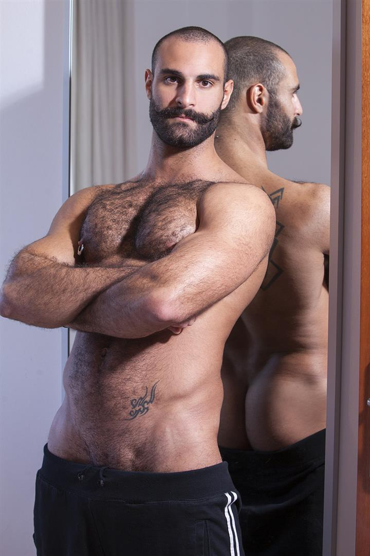 gay hairy porn hunk